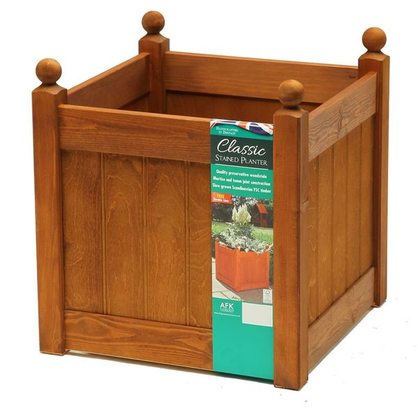 AFK Extra Large Classic Planter - Beech