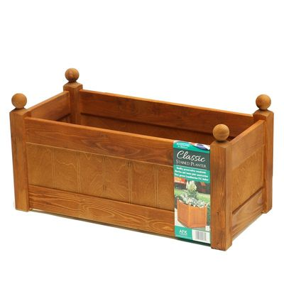 AFK Large Classic Trough  - Beech