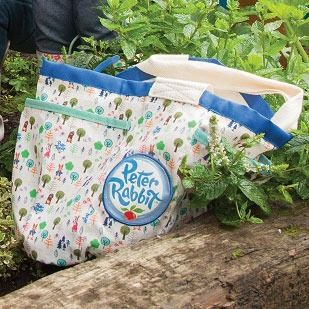 Peter Rabbit handy Tool Bag - In use