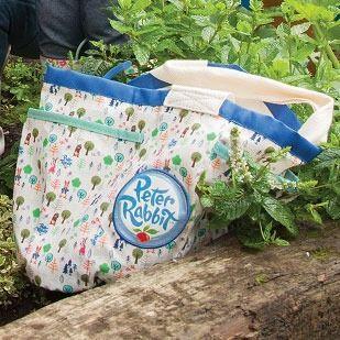 Peter Rabbit handy Tool Bag - In use