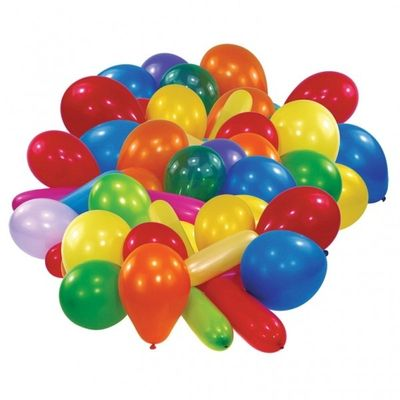 50 assorted Balloons