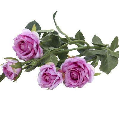 Lavender Rose Spray