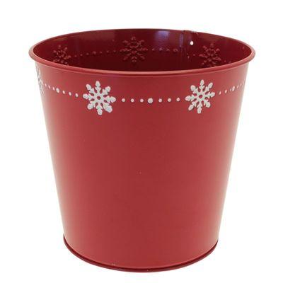 Red Zinc Pot