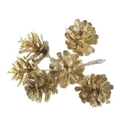 Gold Cones
