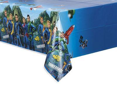 Thunderbirds Tablecloth