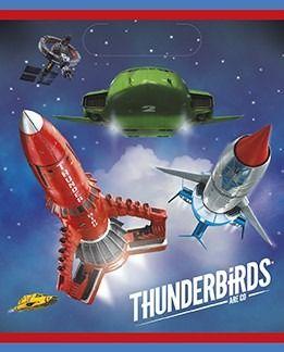 Thunderbirds Loot Bags