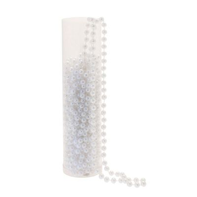 White Pearl Beads