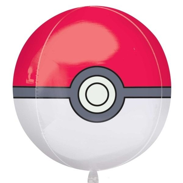Pokemon Poke Ball Balloon