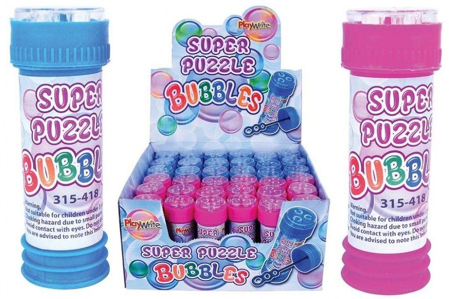 Bubble Puzzle 50ml Tubs