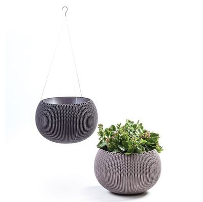 Keter Medium Cozie Hanging Baskets with Chain