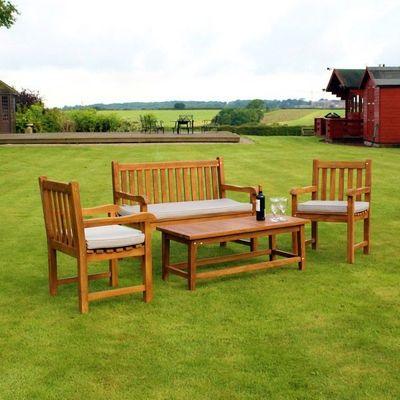 Kingfisher Teak Furniture Set