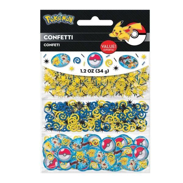 Pokemon Confetti