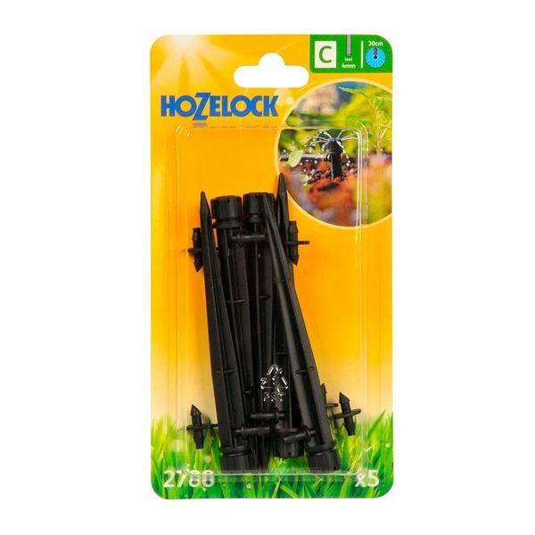 Hozelock End Of Line Adjustable Mini Sprinkler on Stake