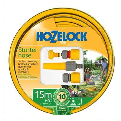 Hozelock 15m Starter Set