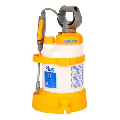 Hozelock 5L Pressure Sprayer Plus