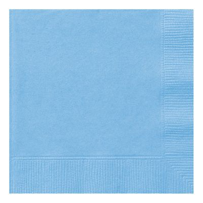 Powder Blue Lunch Napkin