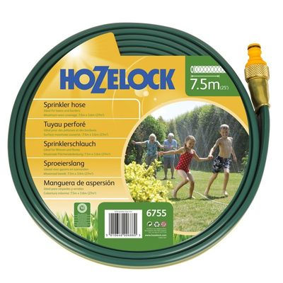 Hozelock 7.5m Sprinkler Hose