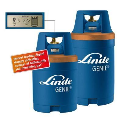 BOC Genie Gas Bottles