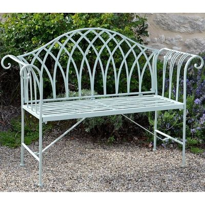 Rondeau Leisure Fairford Green Bench