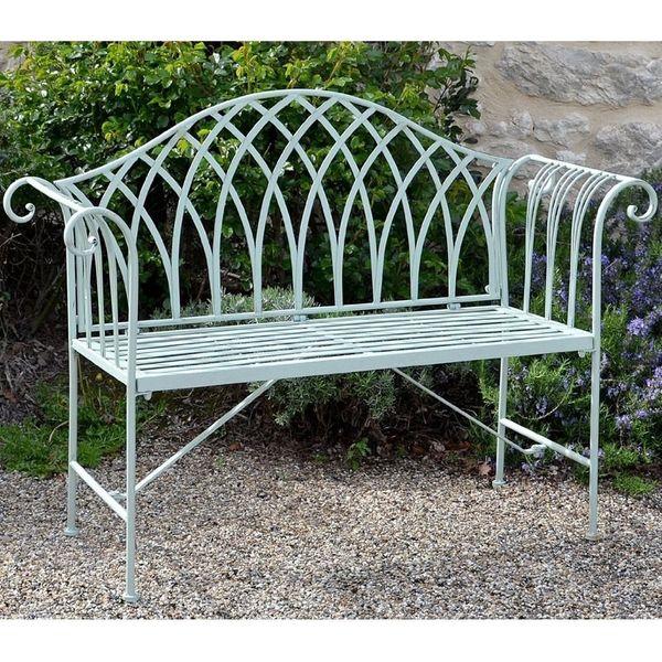 Rondeau Leisure Fairford Green Bench