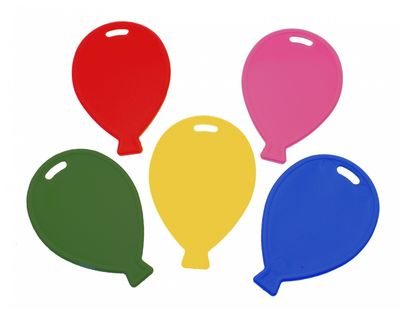 primary balloon weights