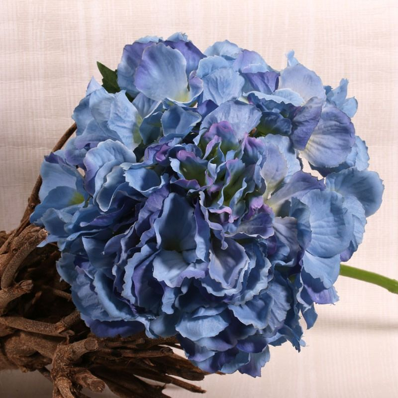 Silk Hydrangea