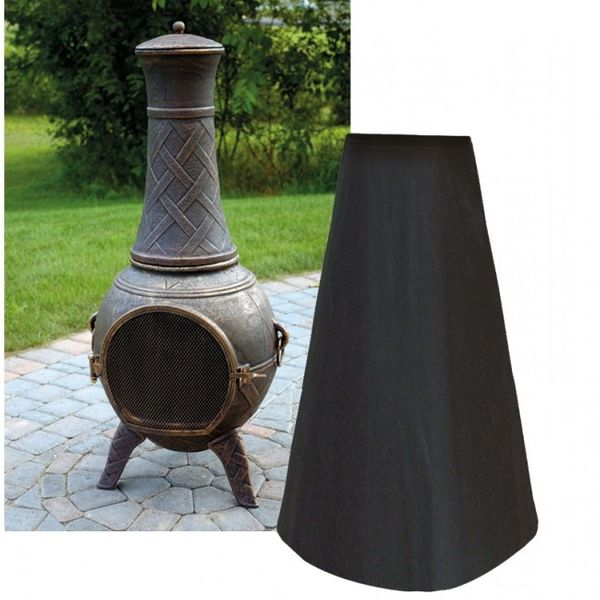 Garland Large Chimenea Cover - Black Comparison