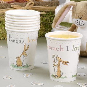 Guess How Much I Love You Cups