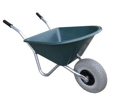 Maingate Junior Wheelbarrow - Dark Green