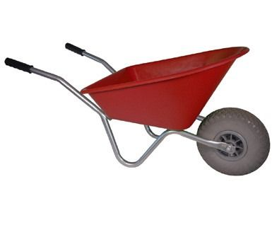 Maingate Junior Wheelbarrow - Red