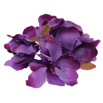 Purple Rose Petals