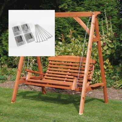 AFK Swing Seat Anchor Kit