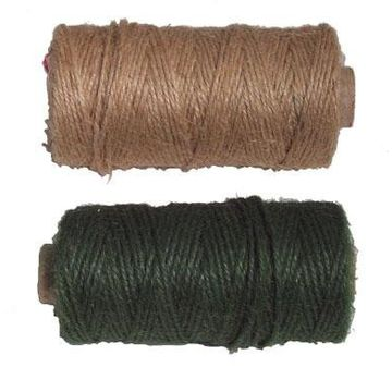Green Mossing Twine