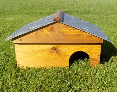 Tom Chambers Hedge Hog House WL014