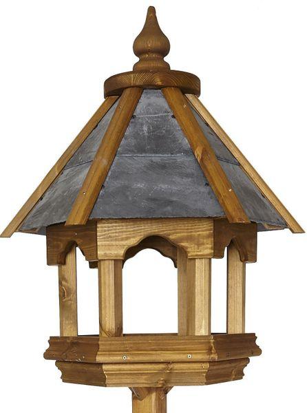 Tom Chambers Slate Roof Wharfedale Bird Table