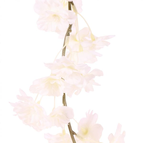 White Blossom Garland