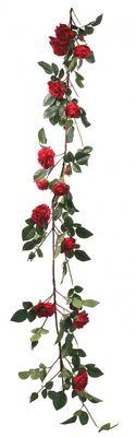 Luxury Red Rose Garland