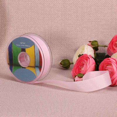 Baby Pink Grosgrain Ribbon