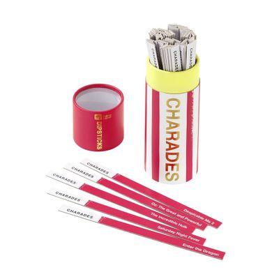 Charades Dipsticks Trivia