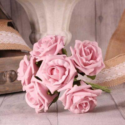 Baby Pink Tea Rose