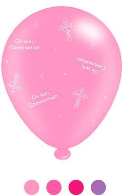 1st Communion Balloons