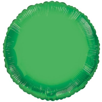 green circle balloon