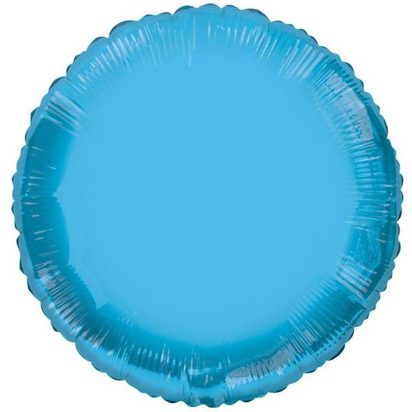 blue party balloon