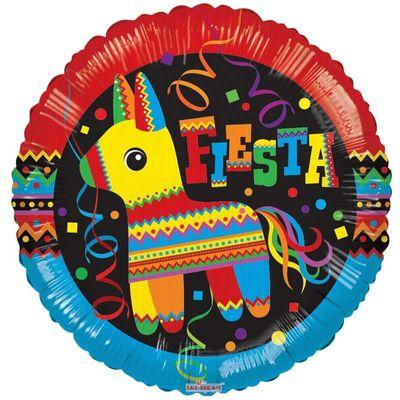 Fiesta Pinata Balloon