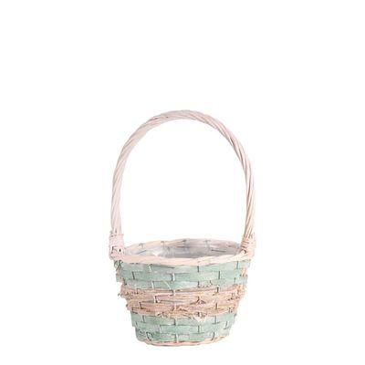 Huncote Round Basket