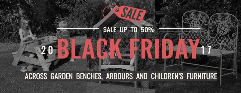 Black Friday Garden Mall Sale 1