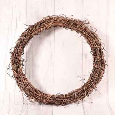 christmas vine wreath
