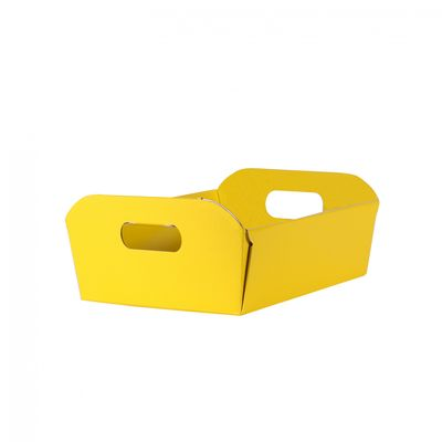 yellow hamper