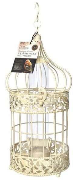 Tom Chambers Boutique Squirrel Proof Seed Feeder