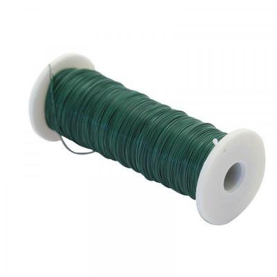 Green wire reel